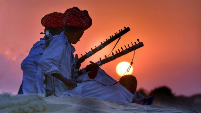 Indian Music is also a main reason to travel to india
