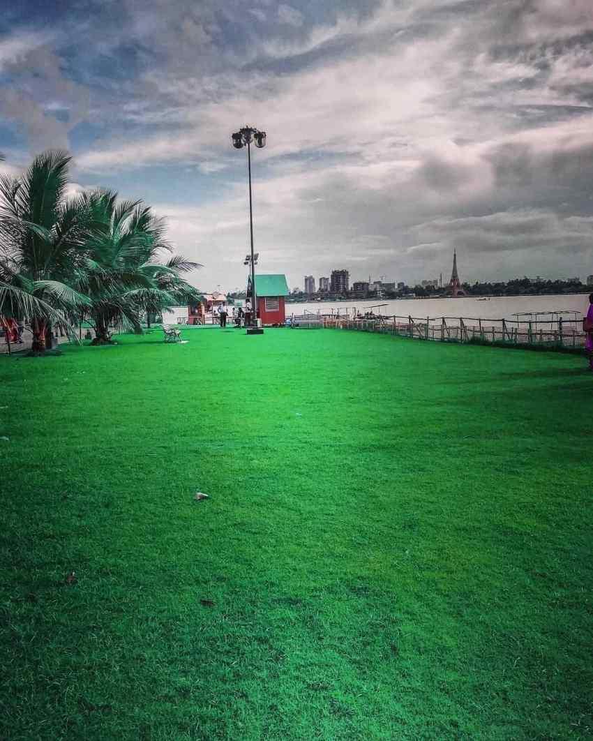 Eco Park - Kolkata Trip