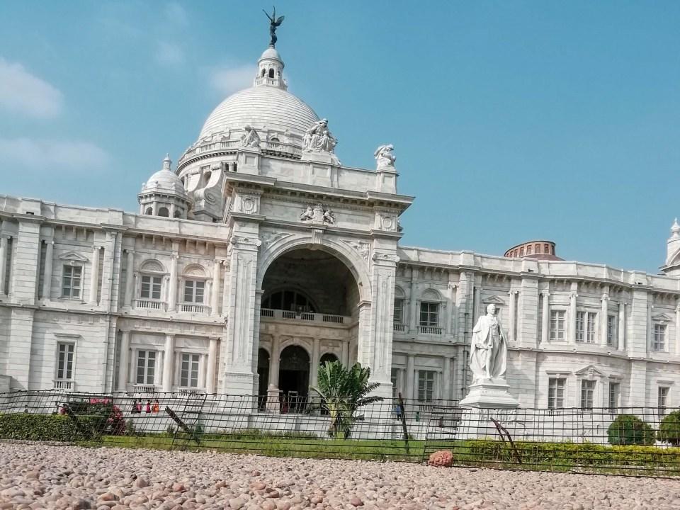 Victoria Memorial - Kolkata city