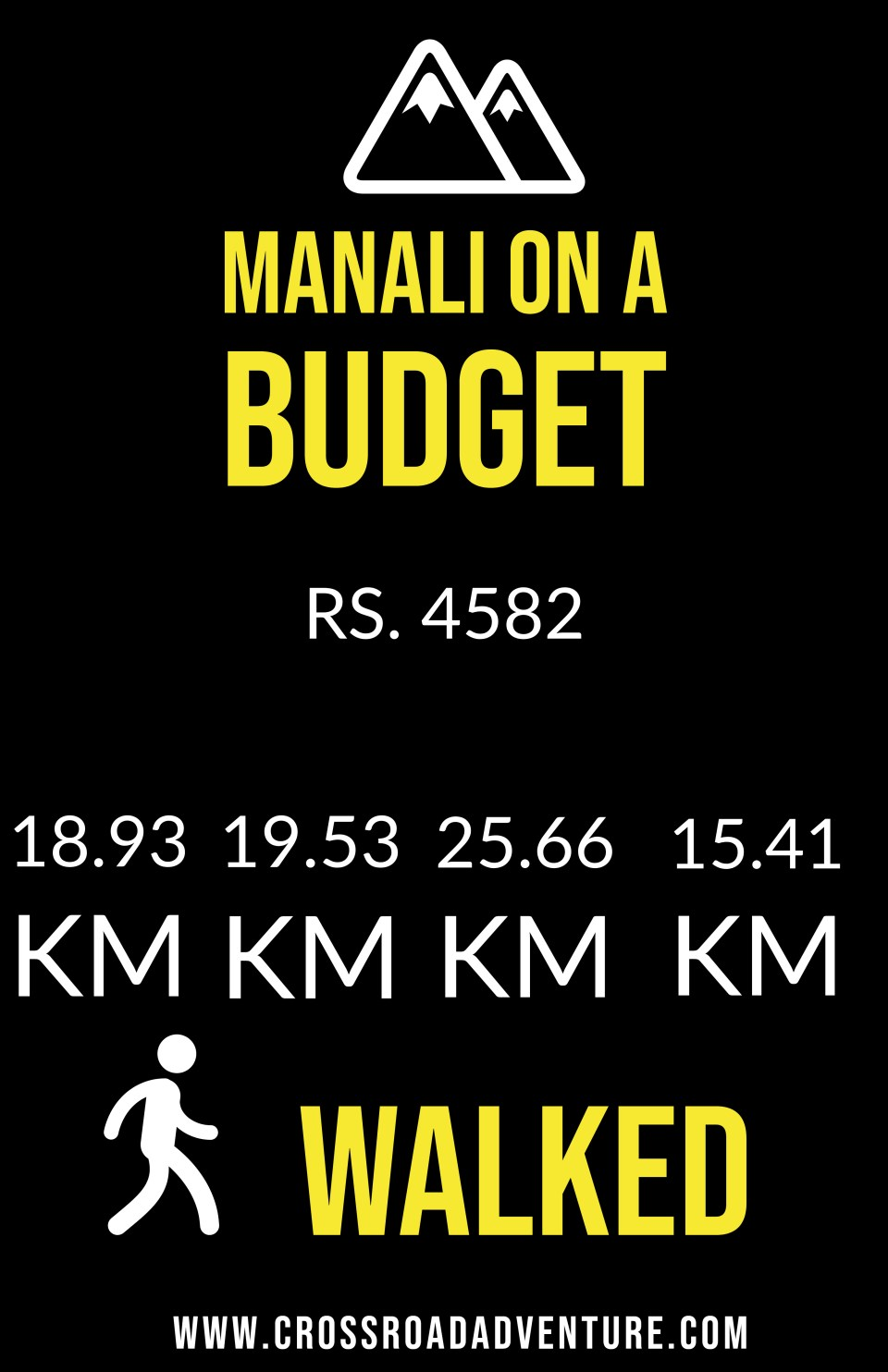Solo Manali Trip on a Budget