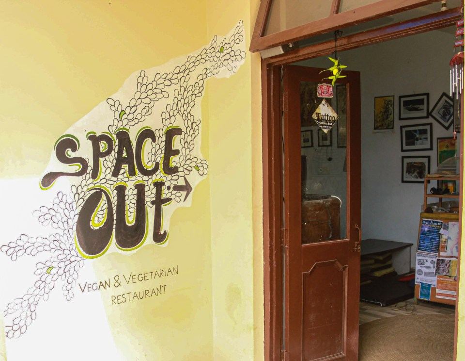 Cafe Space out