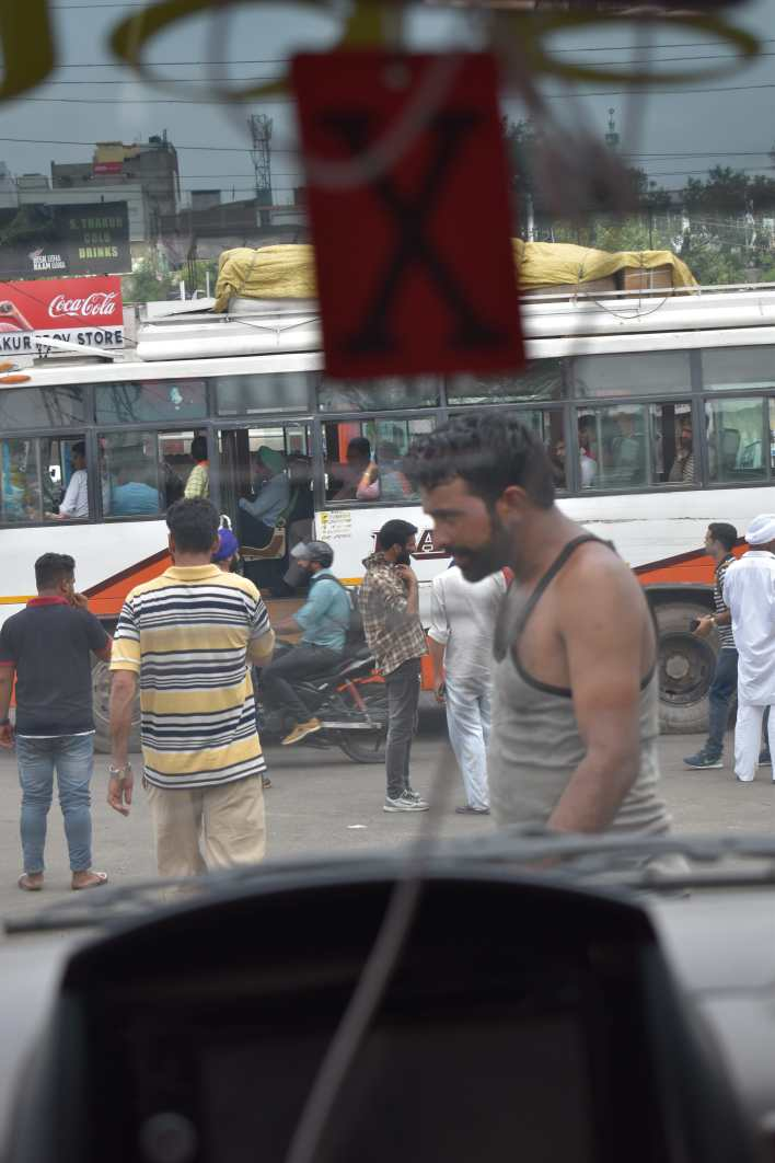 Delhi to Srinagar