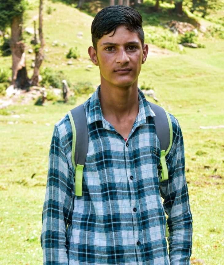 Ubaid - Trek Guide