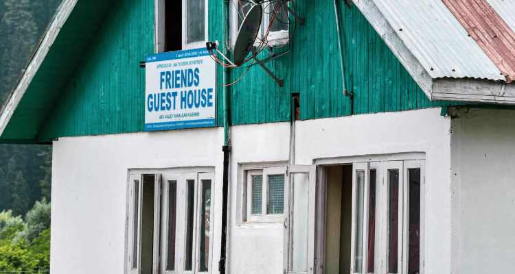 Friends Guest House
