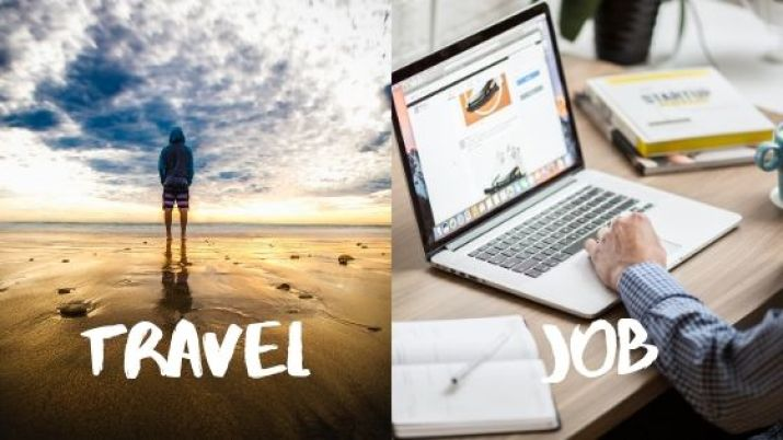 How to Travel Every Month with a Full - Time Job