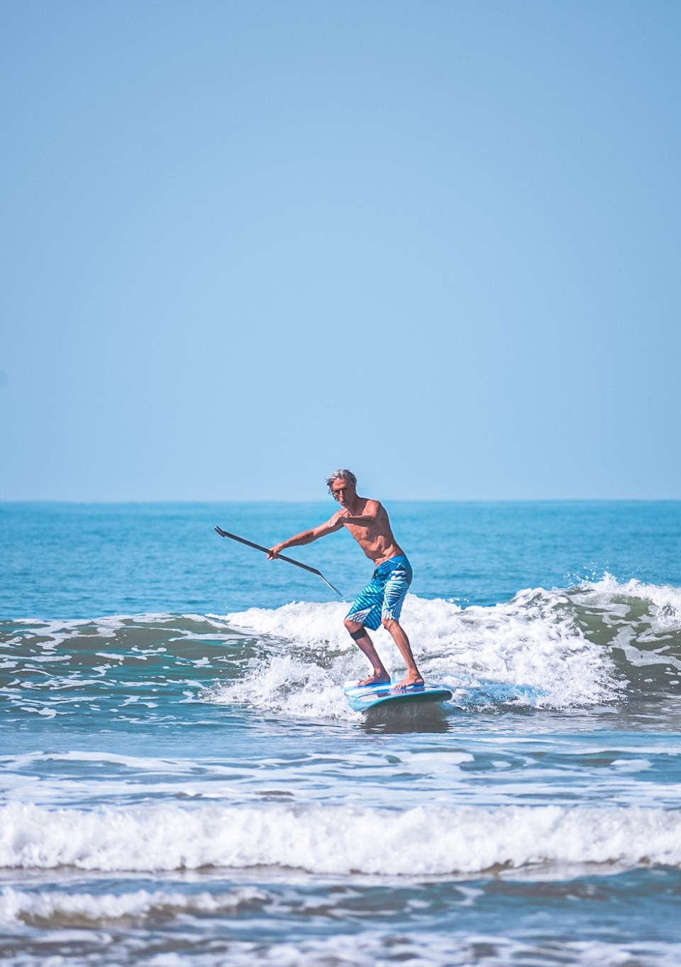 Surfing in Goa would be a new water sport experience