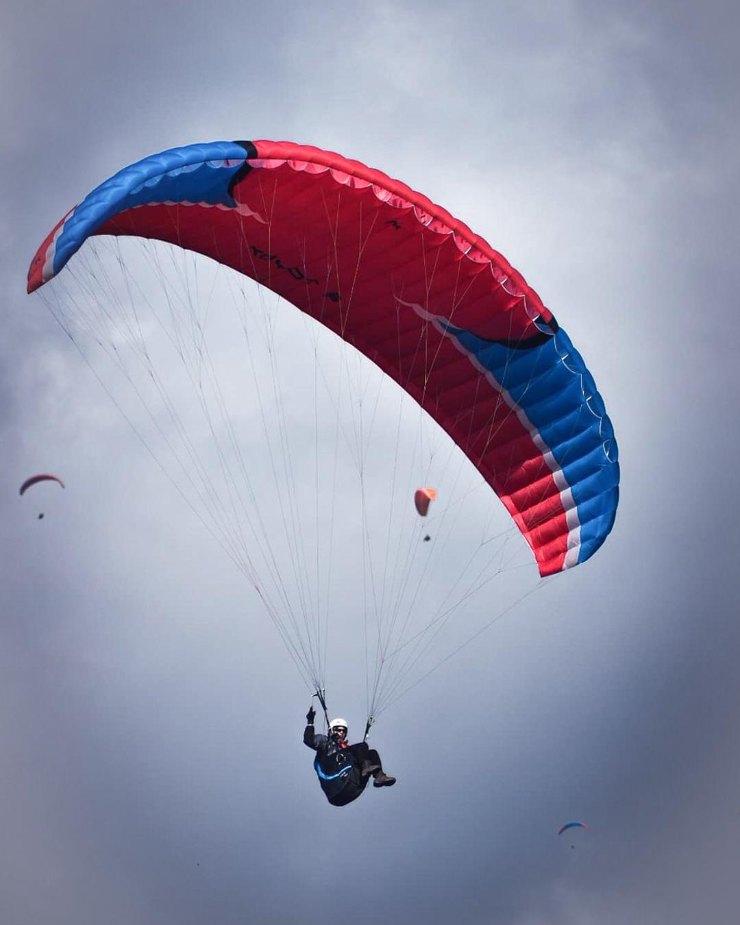 Bir Billing Paragliding Photoblog