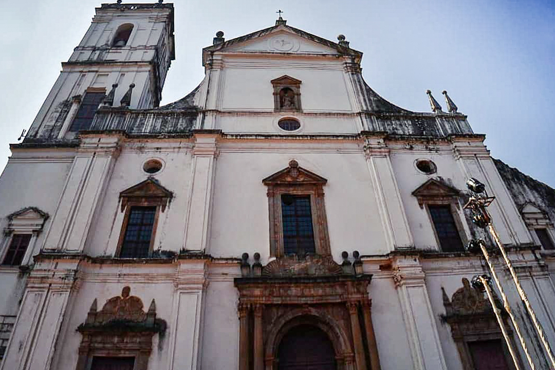 Se Cathedral Church in Old Goa