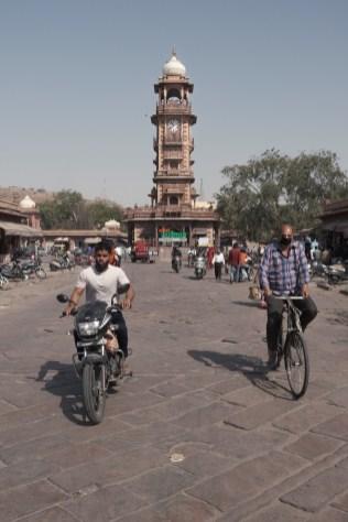 Ghanta Ghar (Clock Tower) in Jodhpur