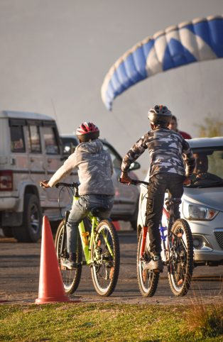 Cycling Around the Paragliding Landing Site is among the activities you can do around the Sunset