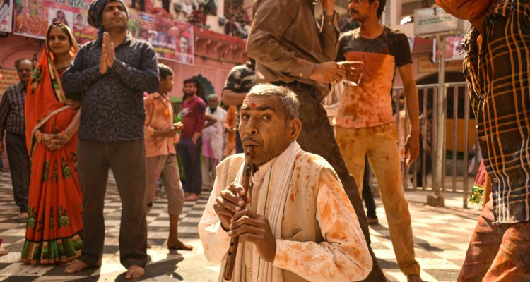 The decision to photograph Huranga Holi had become the part of the best Travel Memories
