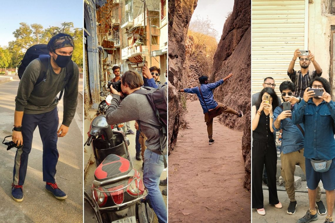 13 BTS Photography from Jodhpur that Will Win Your Smile