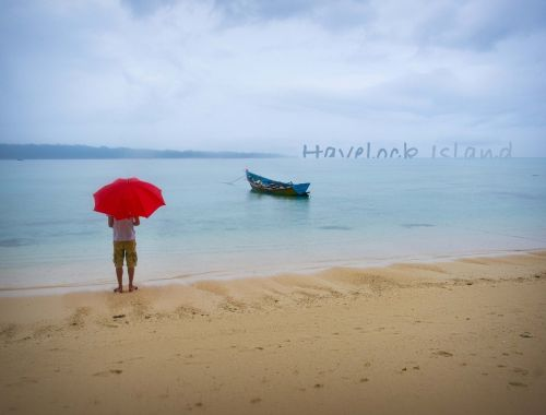 Port Blair to Havelock - A Remarkable Day Spent Exploring in the Rain