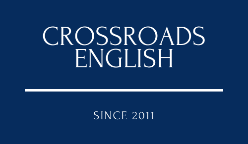 Crossroads English