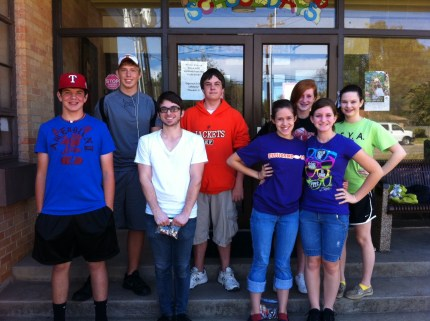 Youth Serving at William B Travis Elementary