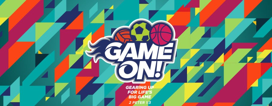 VBS 2018 - Game On