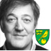 Stephen Fry supports Jeff and Mick