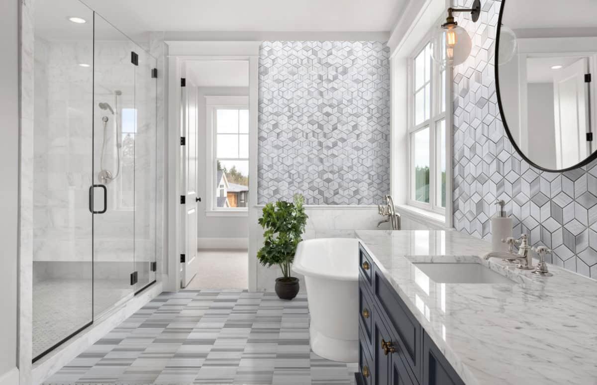 marble look tile crossville studios