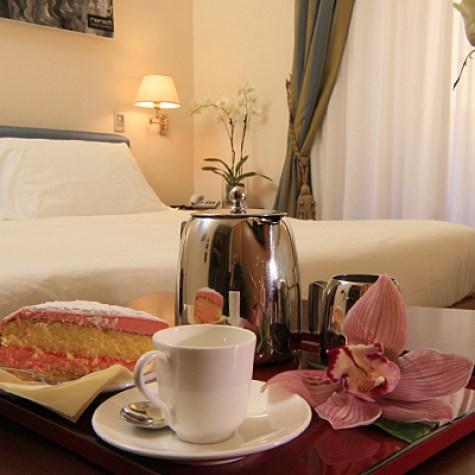 Servizio in camera - colazione