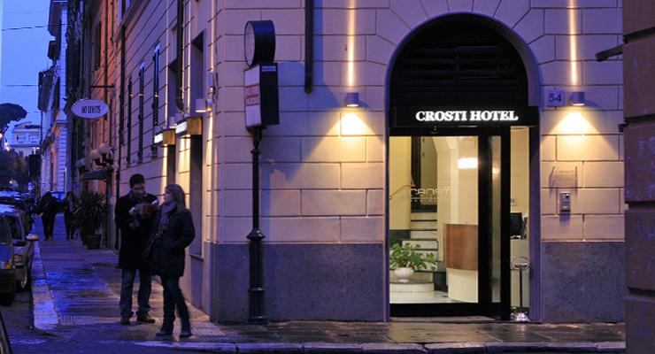 Crosti Hotel Roma