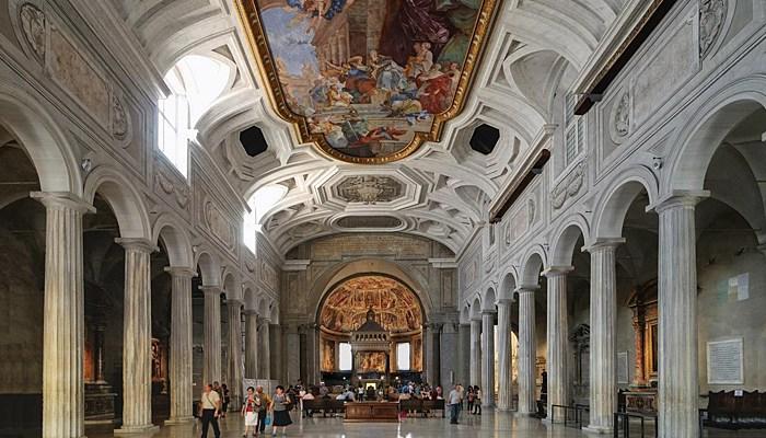 Basilique Saint Pierre aux Liens