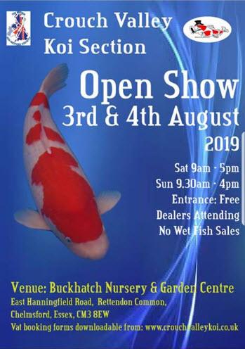 2019 Open Show