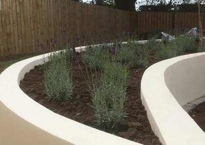 Landscaping – Curved