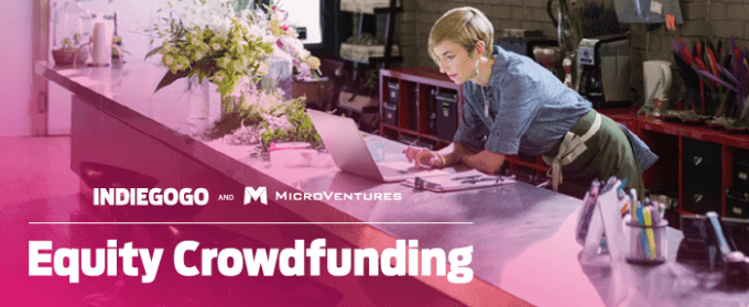 indiegogo equity crowdfunding