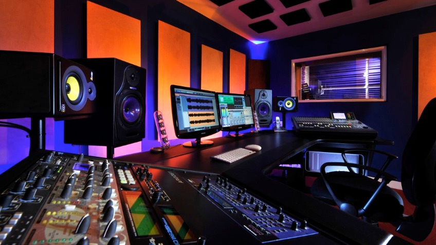 Music Studio Build, a Music Crowdfunding Project in ...