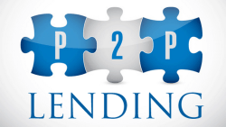 Lending crowdfunding peer to peer