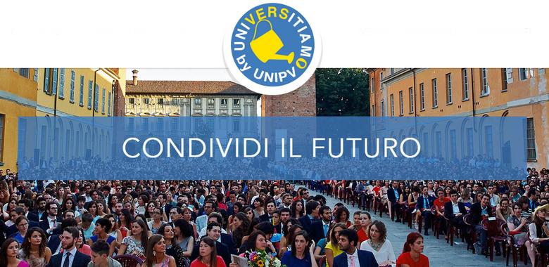 Crowdfunding università italiana pavia unipv