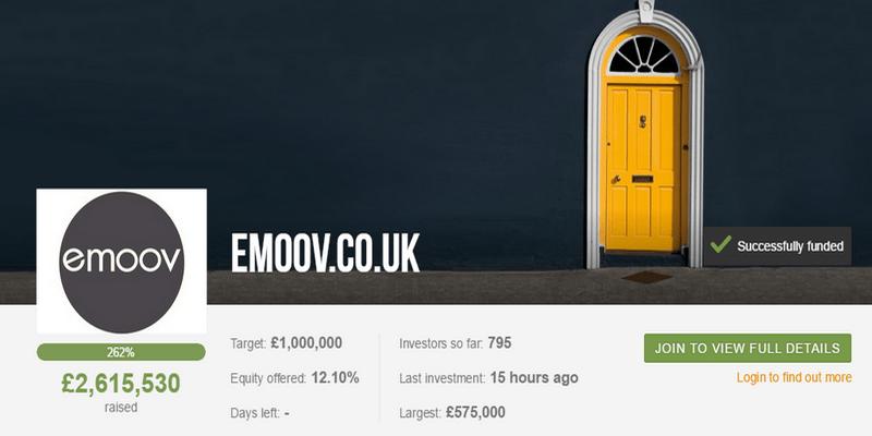 Agenzia immobiliare equity crowdfunding