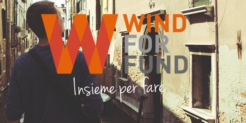 WindForFund secondo ciclo crowdfunding civico Wind e DeRev