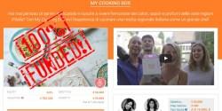 Crowdfundme MyCookingbox overfunding