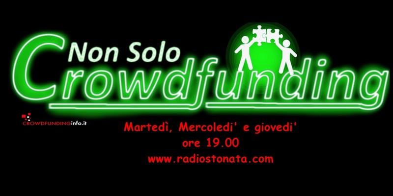 Crowdffunding su Radio Stonata 2016