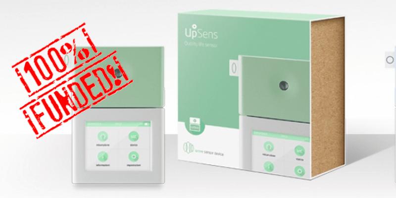 Upsens equity crowdfunding di sucesso su starsup