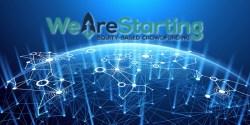 WeAreStarting equity crowdfunding si prepara per blockchain con katipult