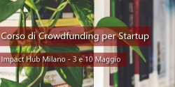 Corso crowdfunding per Startup Impact Hub Milano