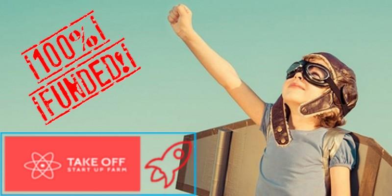 TakeOff equity crowdfunding successo su Starsup