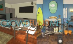 Crowdfundme Paladin chiude successo lancio Home3D