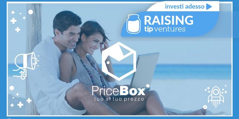 PriceBox equity crowdfunding TipVentures