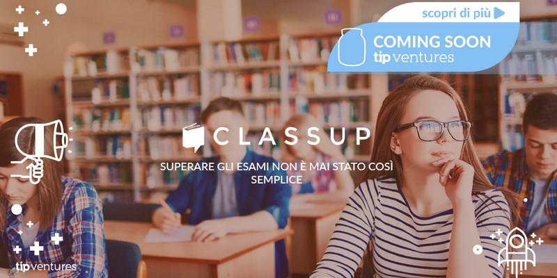 Classup equity crowdfunding su TipVentures