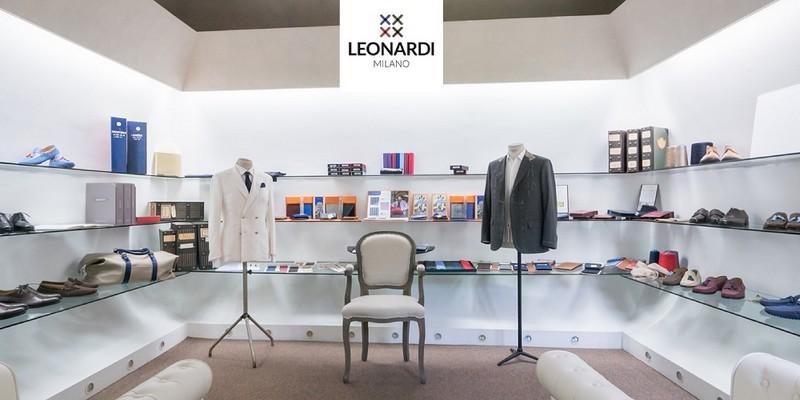 Leonardi abiti su misura campagna equity crowdfunding Opstart