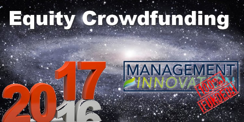 Main funnded: equity crowdfunding parte bene nel 2018