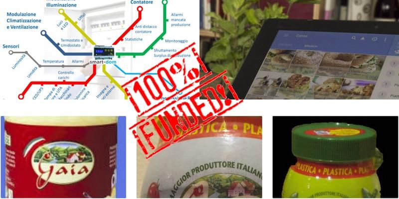 Scloby Socojars Smart Domotics successo equity crowdfunding