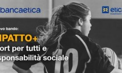 Banca Etica impatto+ sport cofinanziamento su Produzioni dal Basso