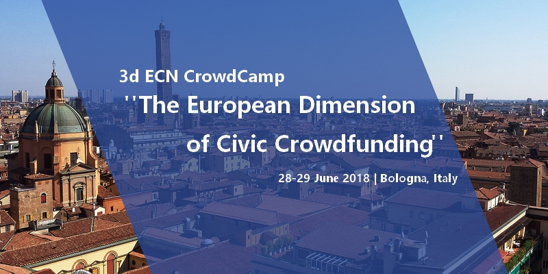Crowdfunding Civico futuro amministrazioni pubbliche in Europa
