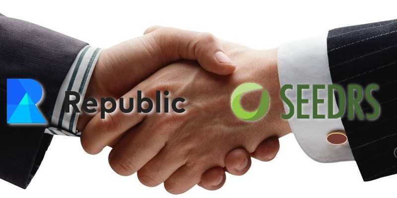 Equity Crowdfunding cross border partnership Seedrs Republic
