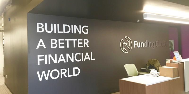 Funding Circle p2p lending IPO entro fine 2018