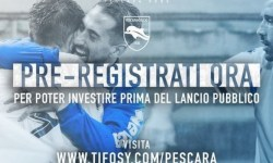 Pescara Bond lending crowdfunding su Tifosy
